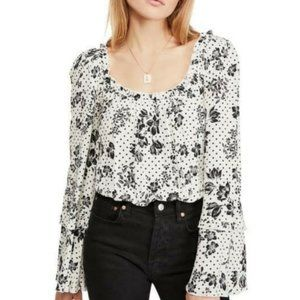 Free People One On One Date Tea Combo Bodysuit NWT